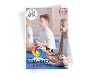 Kids Yoga book cover