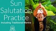 Thumbnail Sun Salutation classic Surya Namaskar to Mantra 2