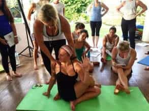 Yoga Adjustment