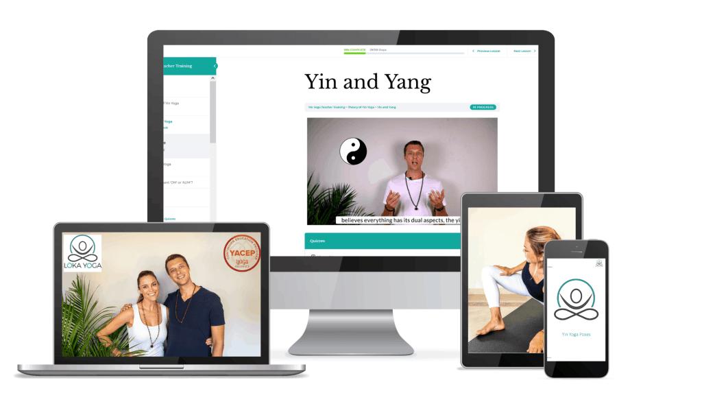 Online Yin training promo